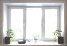 Установка окна, окосов, подоконника